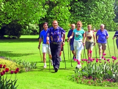Nordic Walking in Bad Füssing