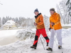 Nordic Walking in Bad Füssing und Umgebung